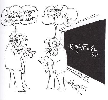 Mathematics Cartoons | Simon Singh